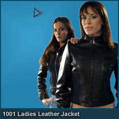 1001 Ladies Leather Jacket